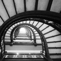 루커리 빌딩 여행 사진
