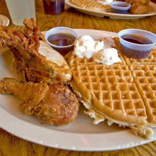 Roscoe's House of Chicken & Waffles (好萊塢店)
