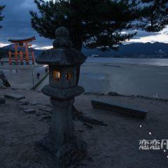 이쓰쿠시마 신사 여행 사진