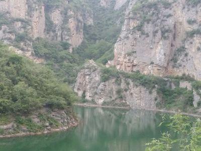青龍山后寺河風景區