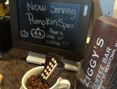 Ziggy's Coffee Bar