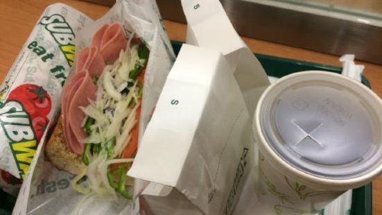 Subway, Sapporo Apia