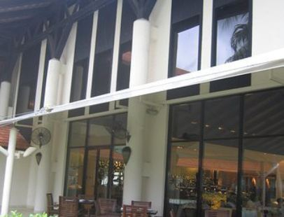 Cafe TATU at Shangri-La's Tanjung Aru Resort and Spa - Kota Kinabalu