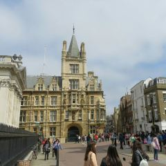 Gonville and Caius College用戶圖片