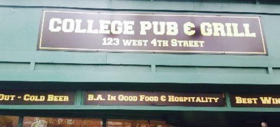 College Pub & Grill