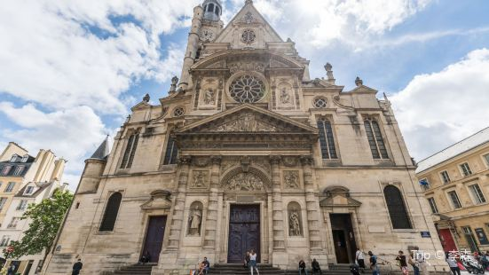 Eglise Saint-Etienne-du-Mont de Paris