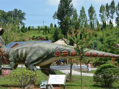 汝陽恐龍化石群國家地質公園