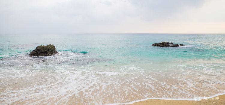 墾丁白沙灣海灘2