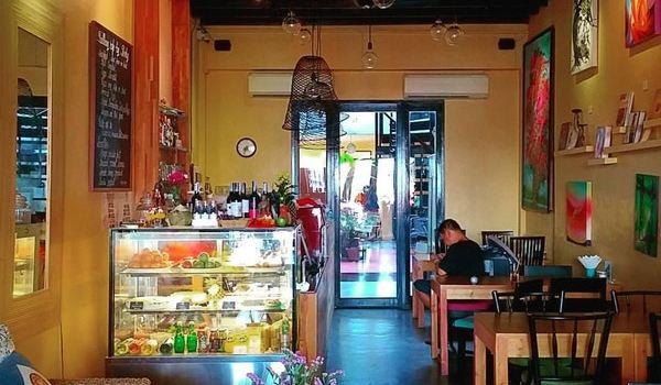 Gallery Cafe by Pinky1