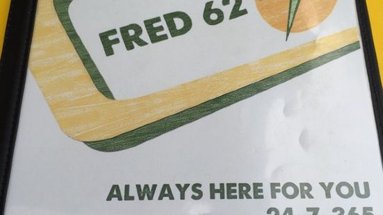 Fred 62