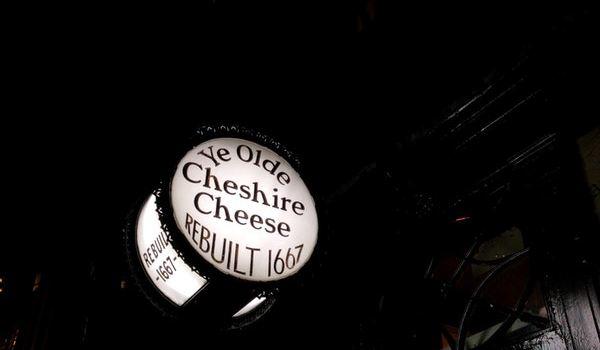Ye Olde Cheshire Cheese3