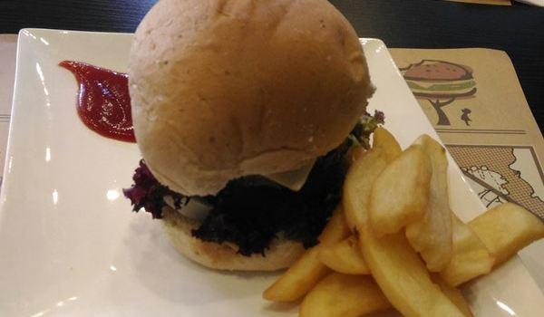 7 burger葡式餐廳