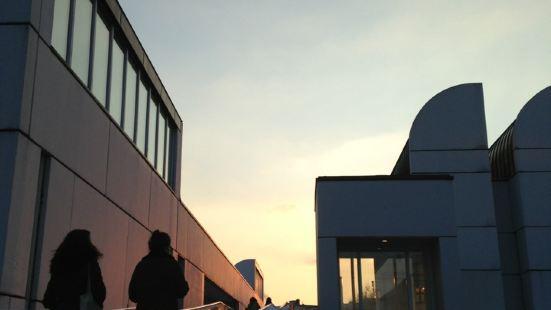 Cafe im Bauhaus Archiv