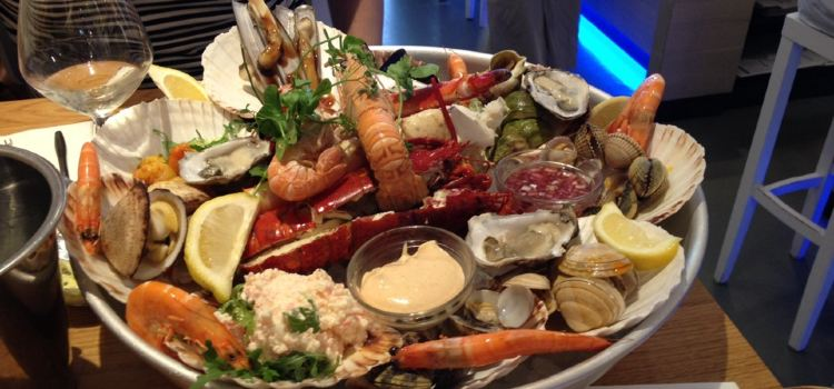 The Seafood Bar (Van Baerlestraat)1