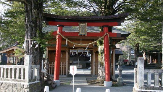 忍草淺間神社