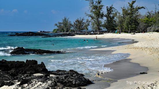 Makalawena/Pu'u Ali'i海灘