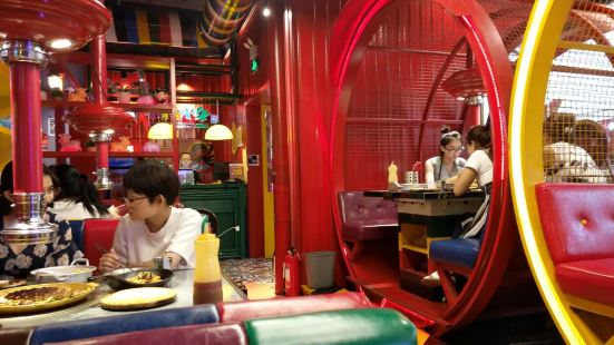 小豬小牛章魚水煎肉(牡丹江萬達店)
