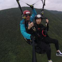 중국 패러글라이딩 훈련소 여행 사진