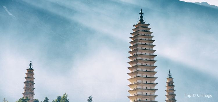 崇聖寺三塔文化旅遊區1