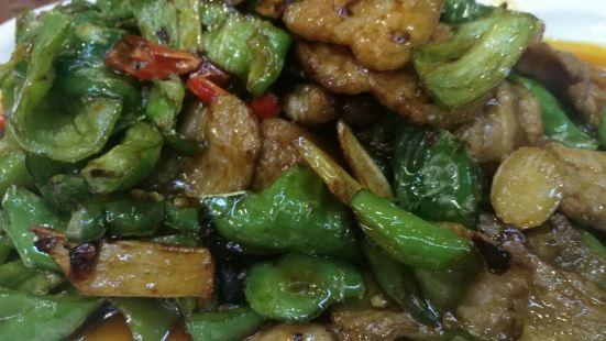 東盛生活菜館