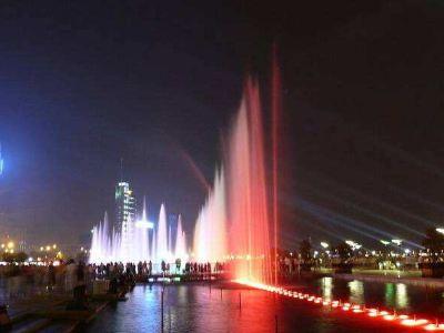Linjiang Fountain Square