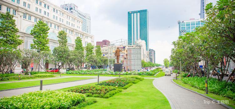 Ho Chi Minh Squares1
