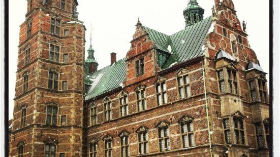 Traktorstedet Rosenborg Slot