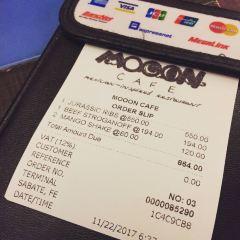 Mooon Cafe User Photo
