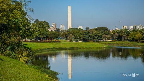 Obelisk of Sao Paulo