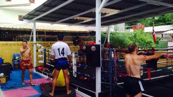 Pattaya Thai Boxing and Fitness Gym