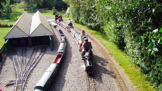Eastbourne Miniature Steam Railway Adventure Park