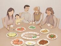 在重慶,你的年終能請父母吃頓什麼樣的團圓飯?