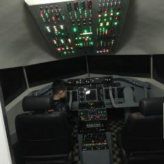 하이커우 항공과학기술관 여행 사진