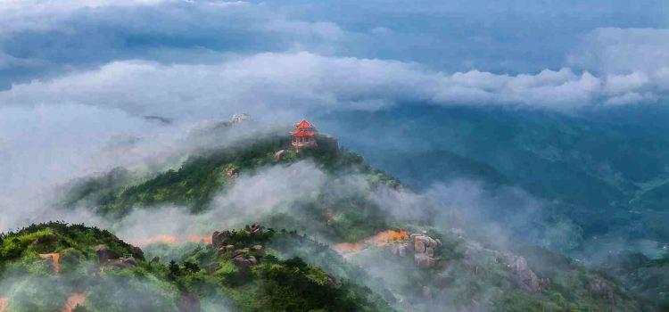 Jiuxian Mountain Scenic Area1
