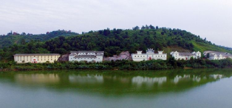 Xihewan Hakka Cultural Tourism Industrial Park2