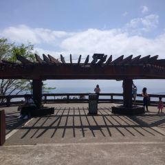 타알 화산 여행 사진