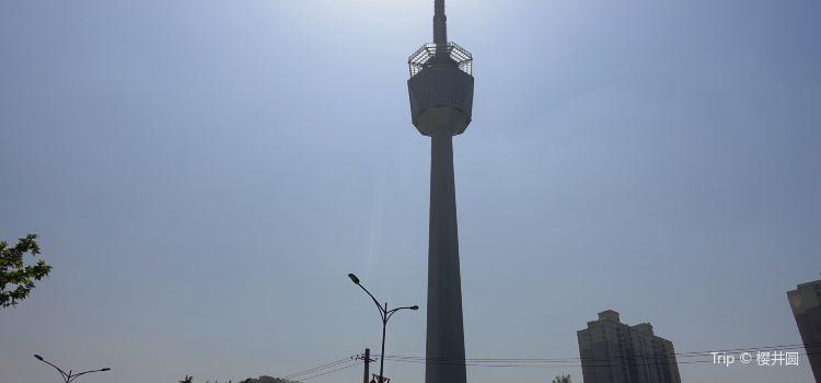 서쪽의 빛' 산시 TV송신탑2