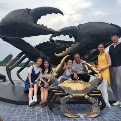 The Mud Crabs Sculpture User Photo