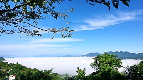 塔雲山景區