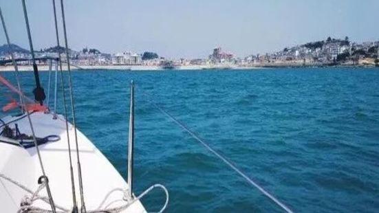 東山漁人碼頭帆船體驗