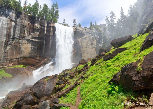 優勝美地國家公園:觀大自然的千奇百態