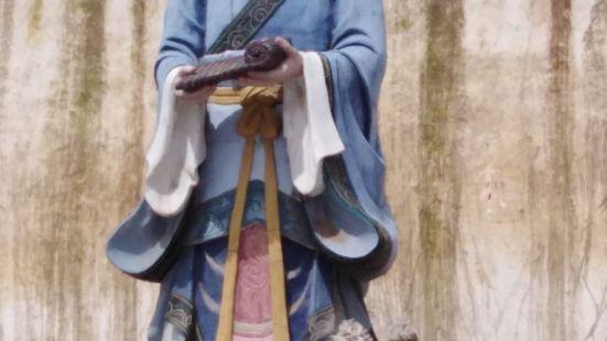 月溪村孔子廟