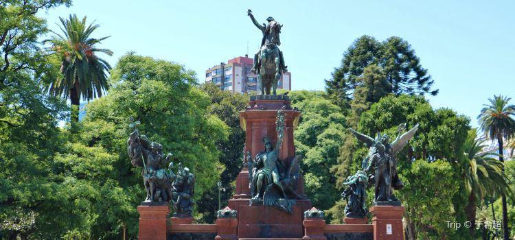 Plaza San Martin3