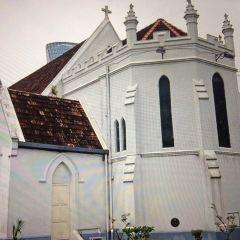 세인트 메리 대성당 여행 사진