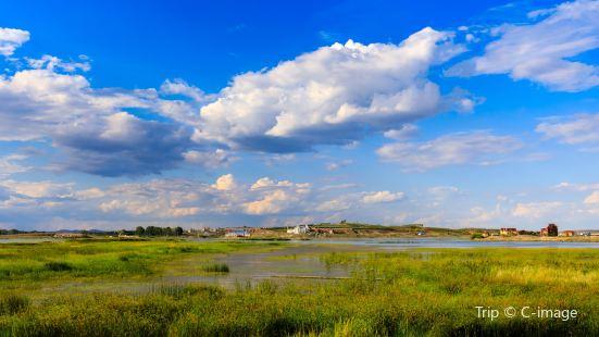 二卡濕地自然保護區