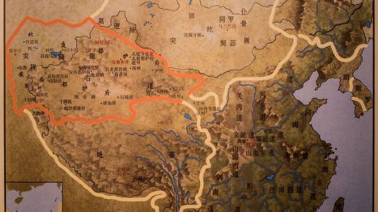 新疆絲綢之路博物館