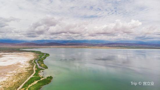 Xiaochaidamu Lake
