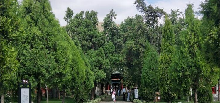 Zengmiao Scenic Area2