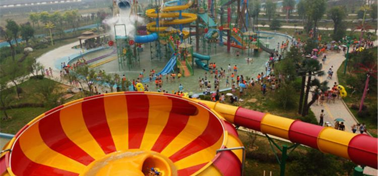 Yalongwan Aquatic Park