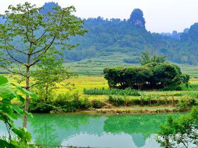 龍洪自然風景區